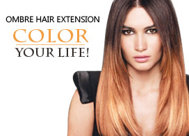 ombre hair extensions usa